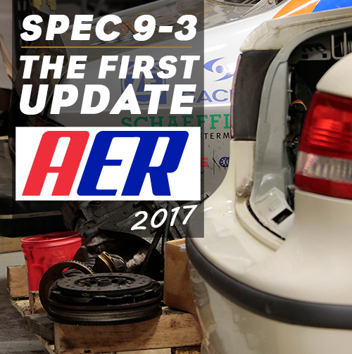 eEuroparts Saab 9-3 Race Car – Update 1 (Diamond in the Rough)