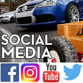 Check us out on Facebook, Instagram, and YouTube for The Best in Euro Social Media