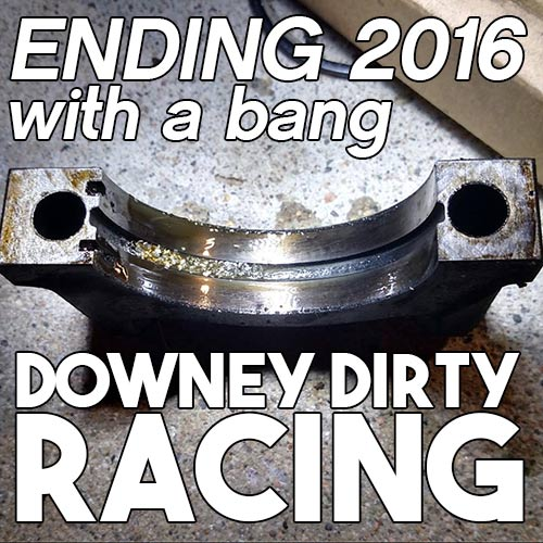 Big Problems, Great Triumphs – Ending The 2016 Rally Season With A Bang