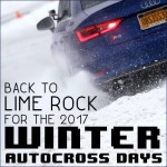 Lime Rock Park Winter Autocross