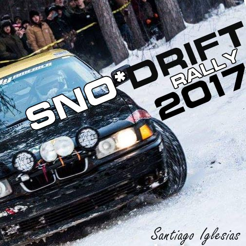 Breaking Traction (and Suspension) – 2017 Sno*Drift rally