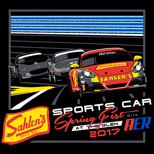 The AER Sahlen's Sports Car Springfest kicks off the racing season for Watkins Glen, April 21-23