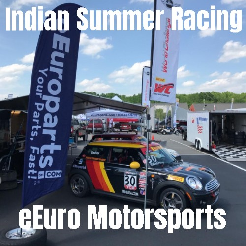 eEuroparts.com Racing Teams: Watch Us All Weekend