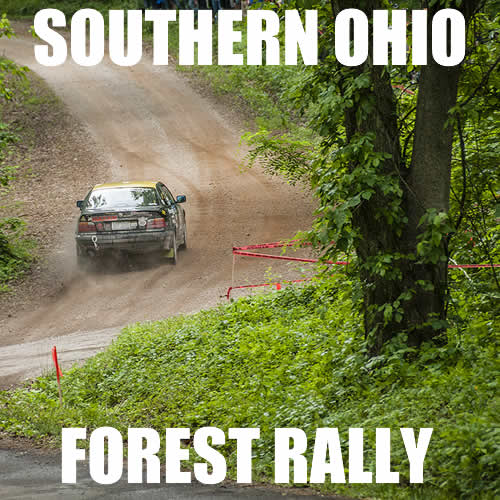 Southern Ohio Forest Rally Debuts