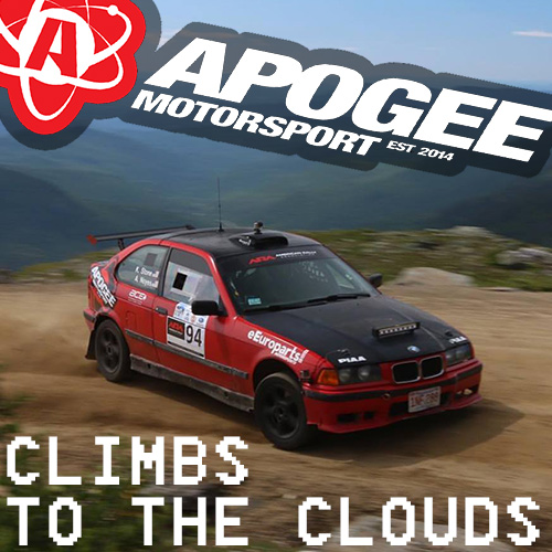 Climb To The Clouds 2017 – Apogee Motorsport Takes on Mt Washington