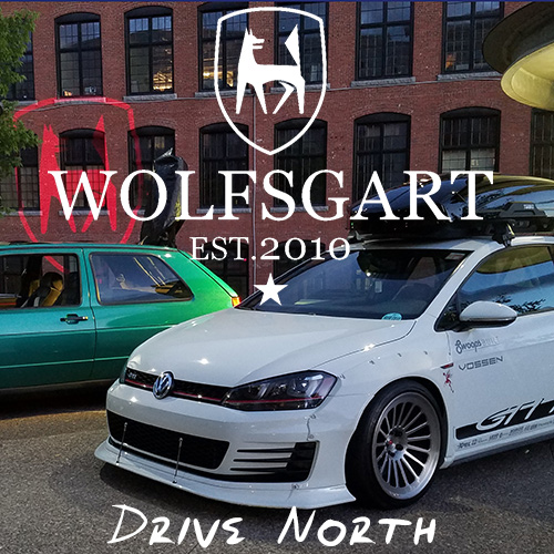 Drive North – Wolfsgart 2017, Vermont's best German car show