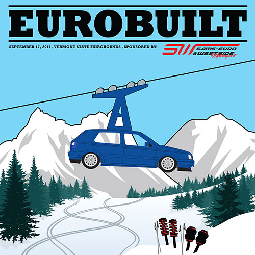 Eurobuilt is coming to Rutland, VT on September 17th