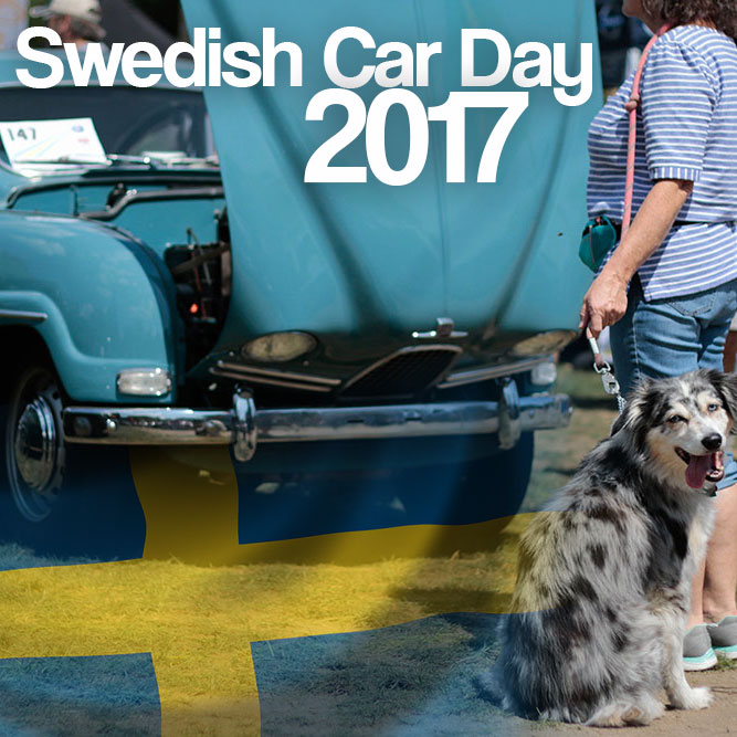 Hallowed Soil and 2-Stroke Oil – Looking Back on Swedish Car Day 2017