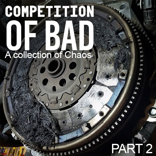 Competition of Bad 2017 – Part 2