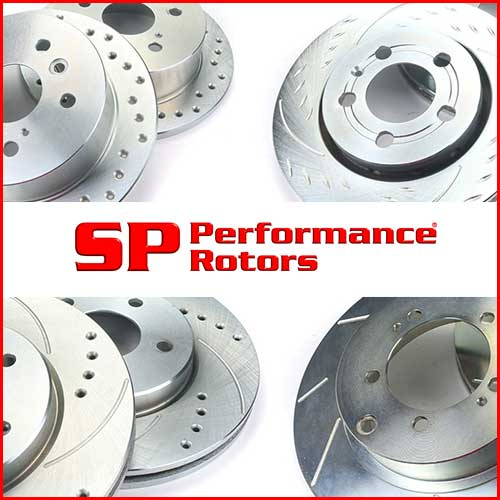 SP Performance Rotors Offer Huge Variety Of Coatings And Styles