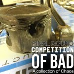Competition of Bad Final Round