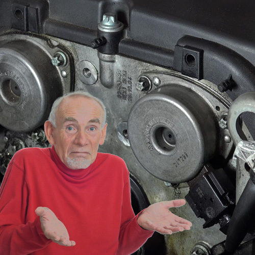 Mercedes-Benz Camshaft Adjuster Magnets - How do they work?