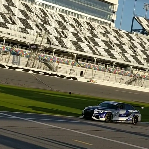 eEuroparts.com Racing Debuts Audi RS 3 LMS TCR Class Contender At Daytona