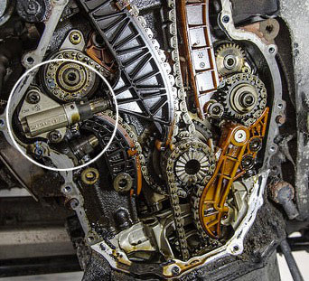VWAudi    2      0t    Timing Chain Problems     Paul s Motor Car Service
