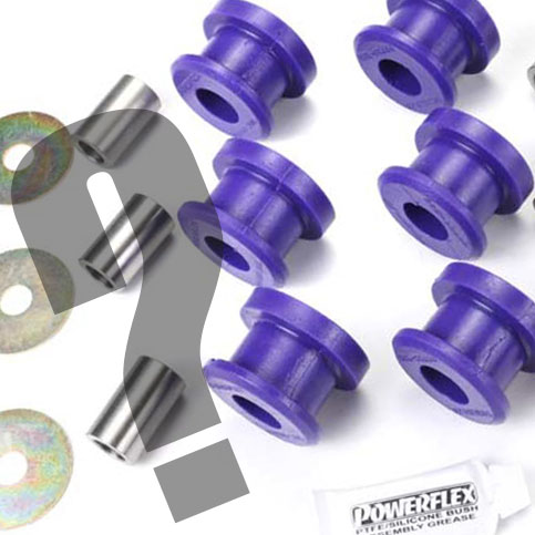 Why do people love poly bushings so much?