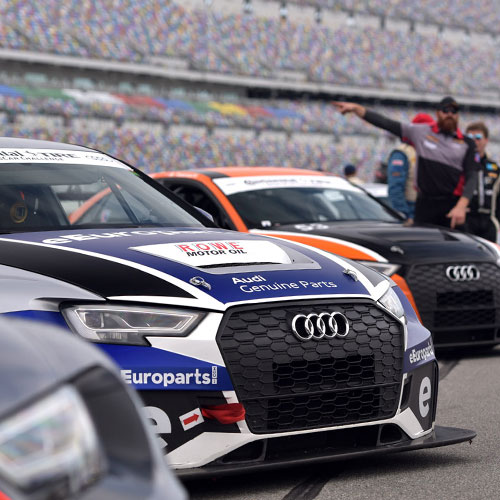 eEuroparts.com Racing Team Finishes 4th in Daytona