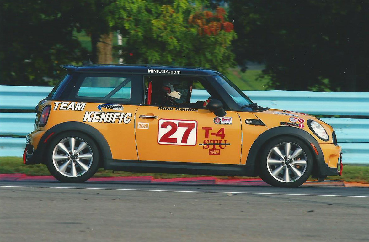 A MINI Cooper and a Dream: How I Got Started SCCA Club Racing ...