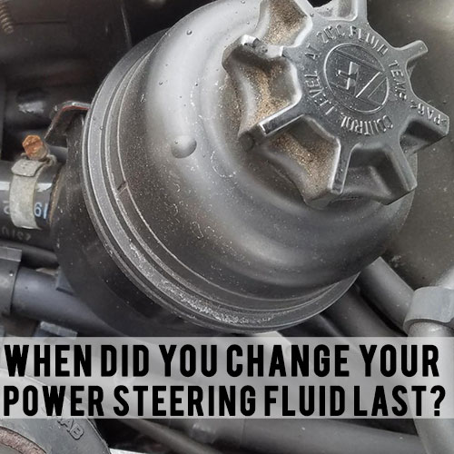 Power Steering Fluid – Everything you need to know