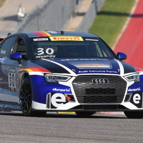 LMS Performance Prepares to Race at Circuit of the Americas