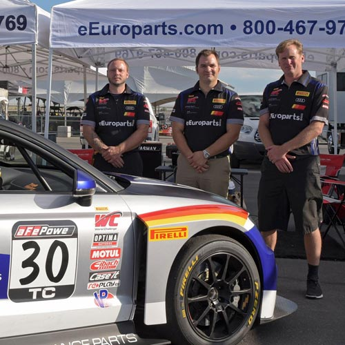 Pirelli World Challenge – Grand Prix of Utah