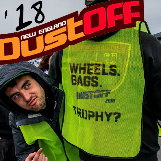 The 2018 edition of the New England Dustoff is THIS WEEKEND!