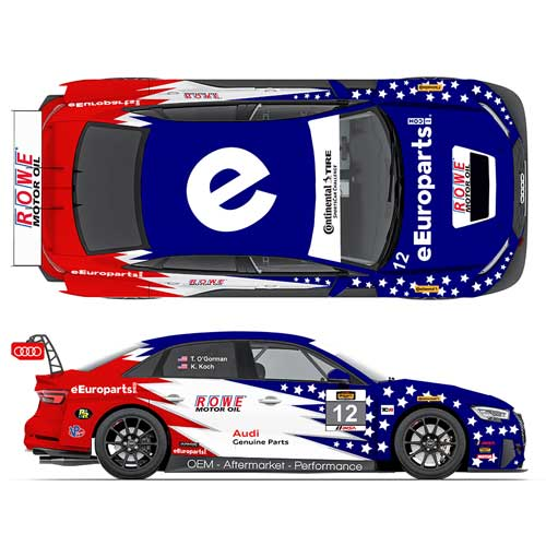 eEuroparts.com Racing To Field Second Car In Upcoming IMSA Continental Tire 240