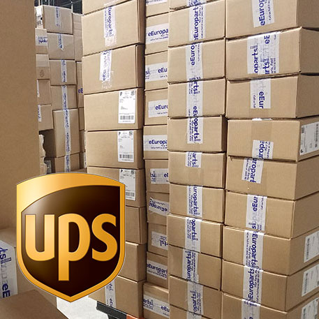 eEuroparts.com Switches to UPS to Serve You Better
