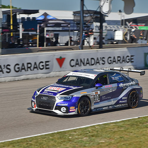 eEuroparts.com Racing Goes To Mosport For The Canadian Tire 120