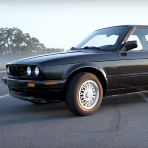 An Intro To The Black Flagged e30 Project Car
