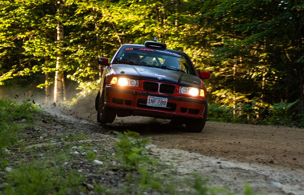 New England Forest Rally 2018