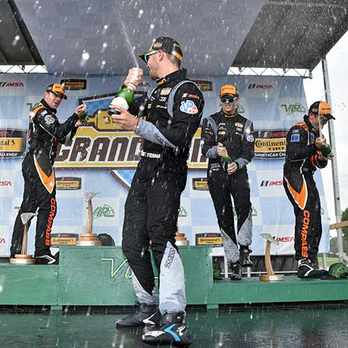 eEuroparts.com ROWE Racing Returns From VIR With First Win