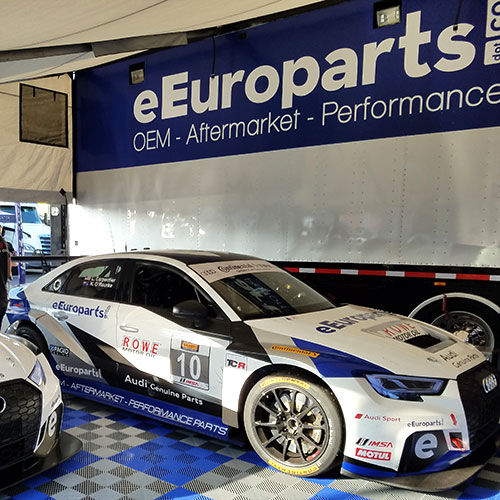 Laguna Seca TCR preview – eEuroparts.com Racing is LIVE this Saturday!