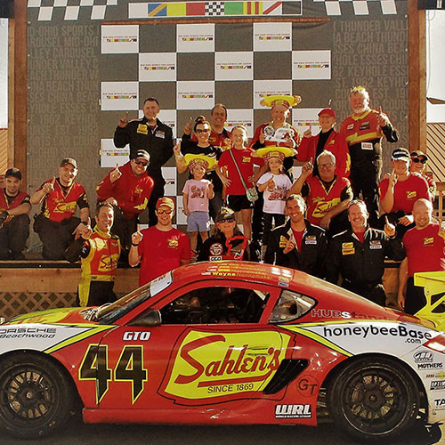 Team Sahlen secures Overall Victory in World Racing League for the 3rd straight season
