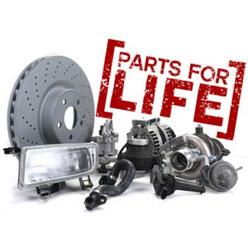 eEuroparts.com Rolls Out Limited Lifetime Warranty – Parts for Life ™