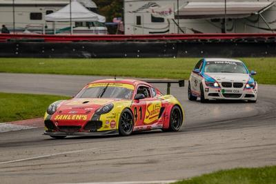 Team Sahlen Mid Ohio AER