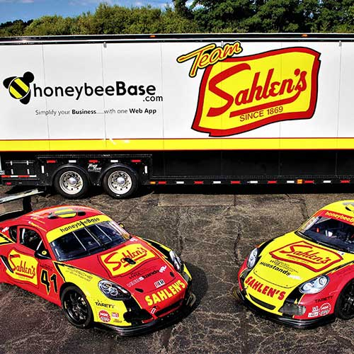 Team Sahlen acheives OVERALL Victory in 3 different series for the 3rd straight year