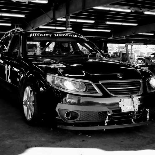 The ROWE Stress Test Results Are IN – Endurance Racing Saab 9-5