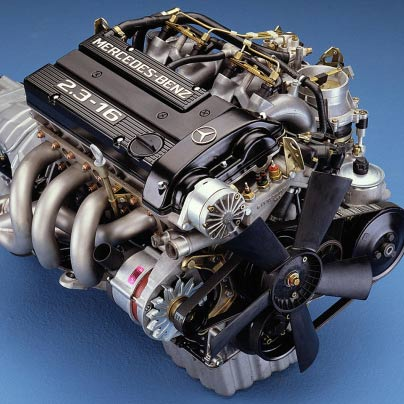 Get To Know An Engine: Mercedes Cosworth M102