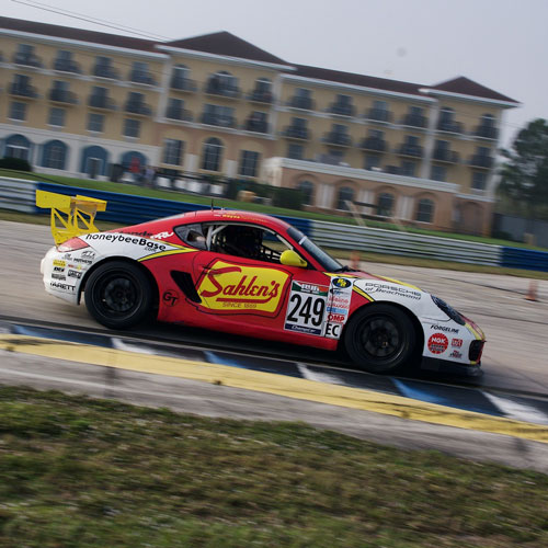 Team Sahlen celebrates New Years Eve in style with Double Overall Victory at Sebring