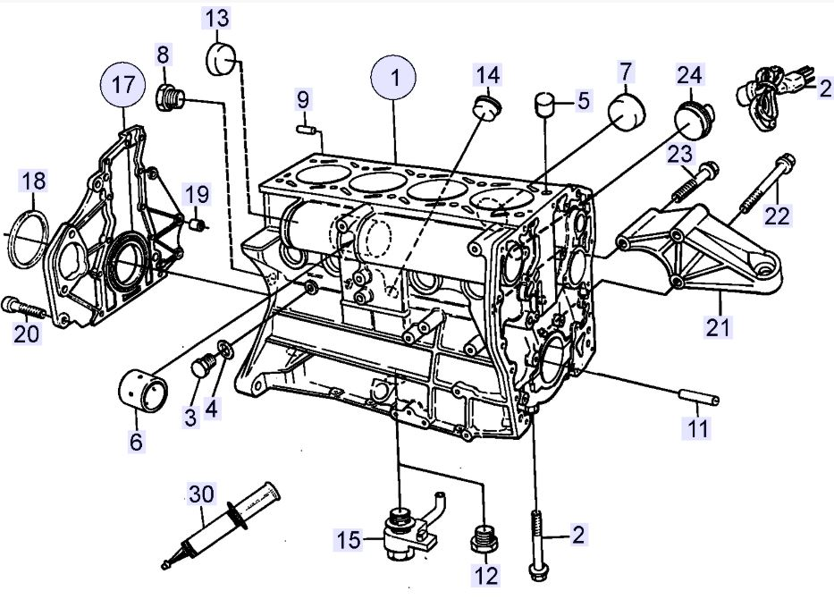 get to know an engine: the saab b234r • eeuroparts.com blog  eeuroparts.com