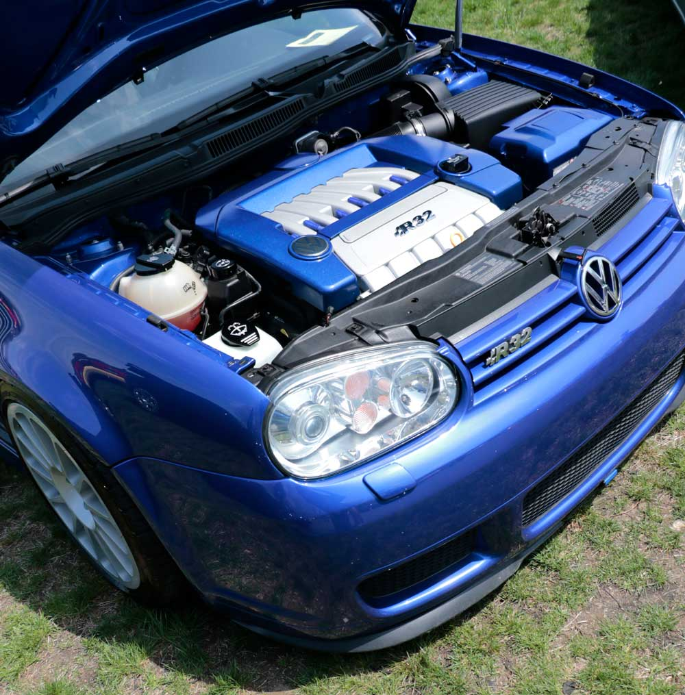 Get To Know An Engine: The VW VR6 - eEuroparts com Blog