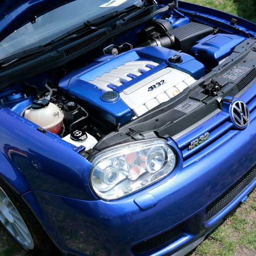 Get To Know An Engine: The VW VR6