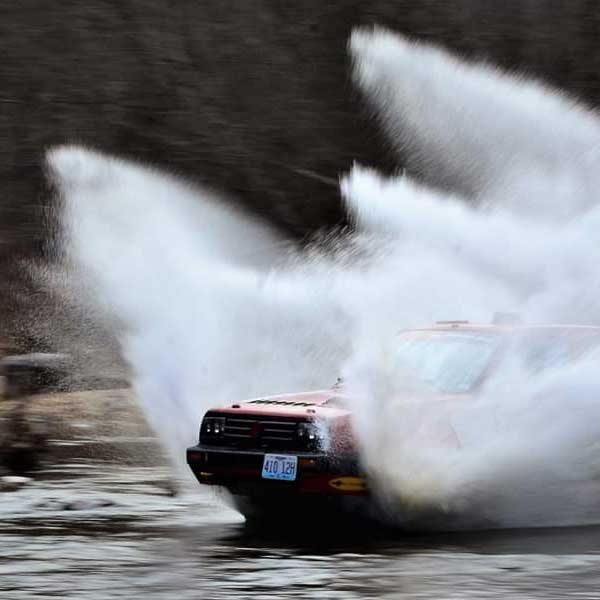 Water Over The Bridge – Missouri Ozark Rally