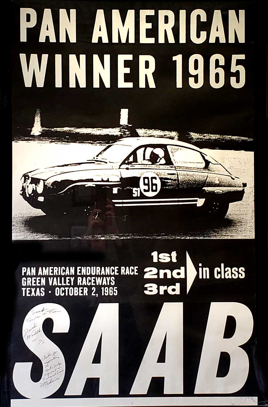 Duck Waddle 1965 Pan American
