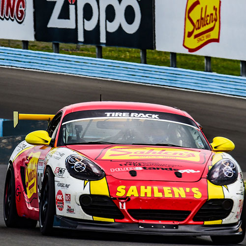 Team Sahlen secures double OVERALL victory at the Sahlens Champyard DOG at the Glen