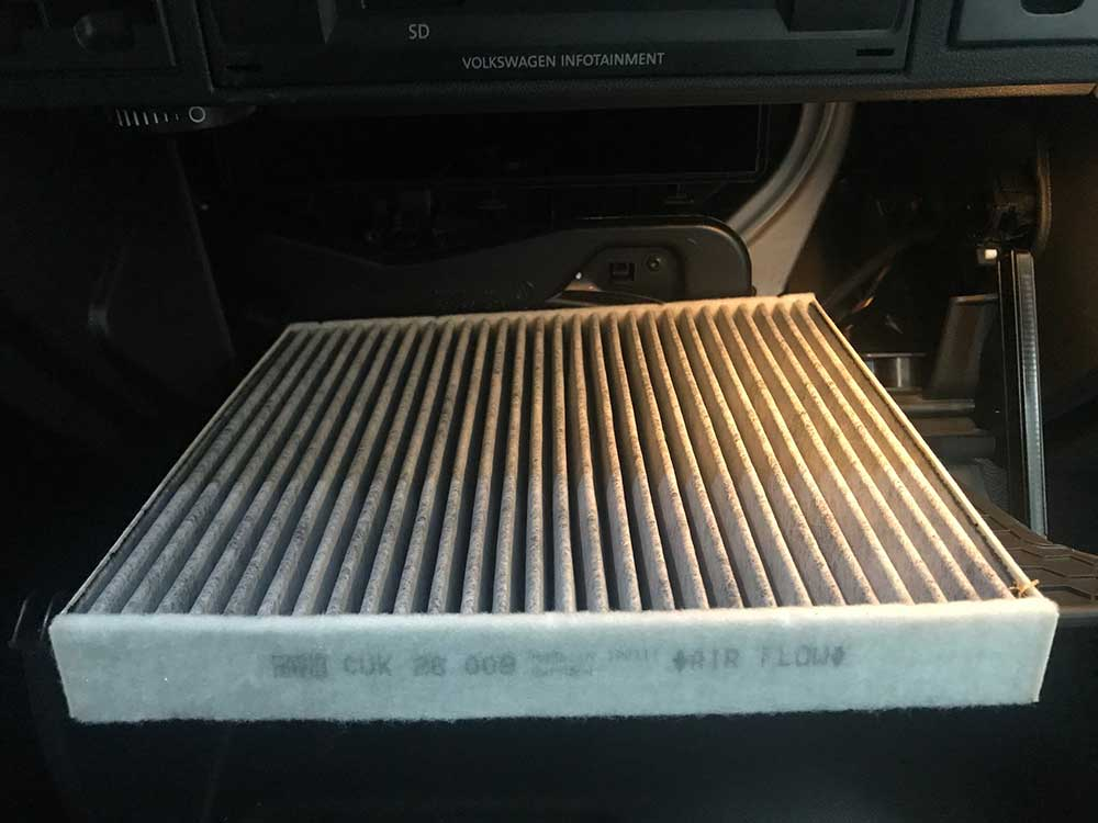 VW Cabin Air Filter