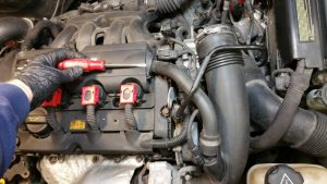 MINI coolant tube replace how to