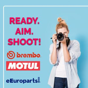 eEuroparts Bonanza – Submit a Photo of Your Car to Our Contest at eEuroparts.com® and Snatch Awesome Prizes from the Competition!
