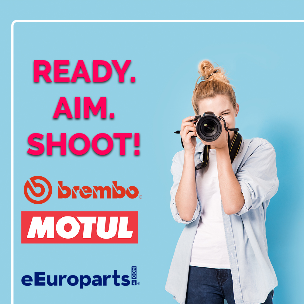 eEuroparts Bonanza – Submit a Photo of Your Car to Our Contest at eEuroparts.com and Snatch Awesome Prizes from the Competition!