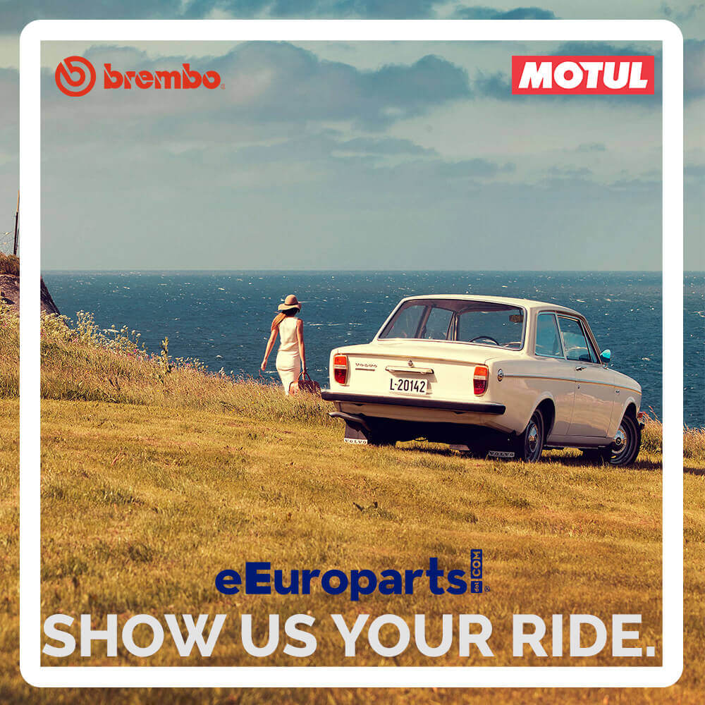 eEuroparts Bonanza – Show Off your Ride and Win Valuable Prizes